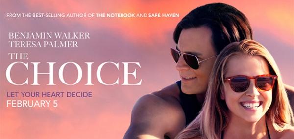 The Choice 2016 English Movie